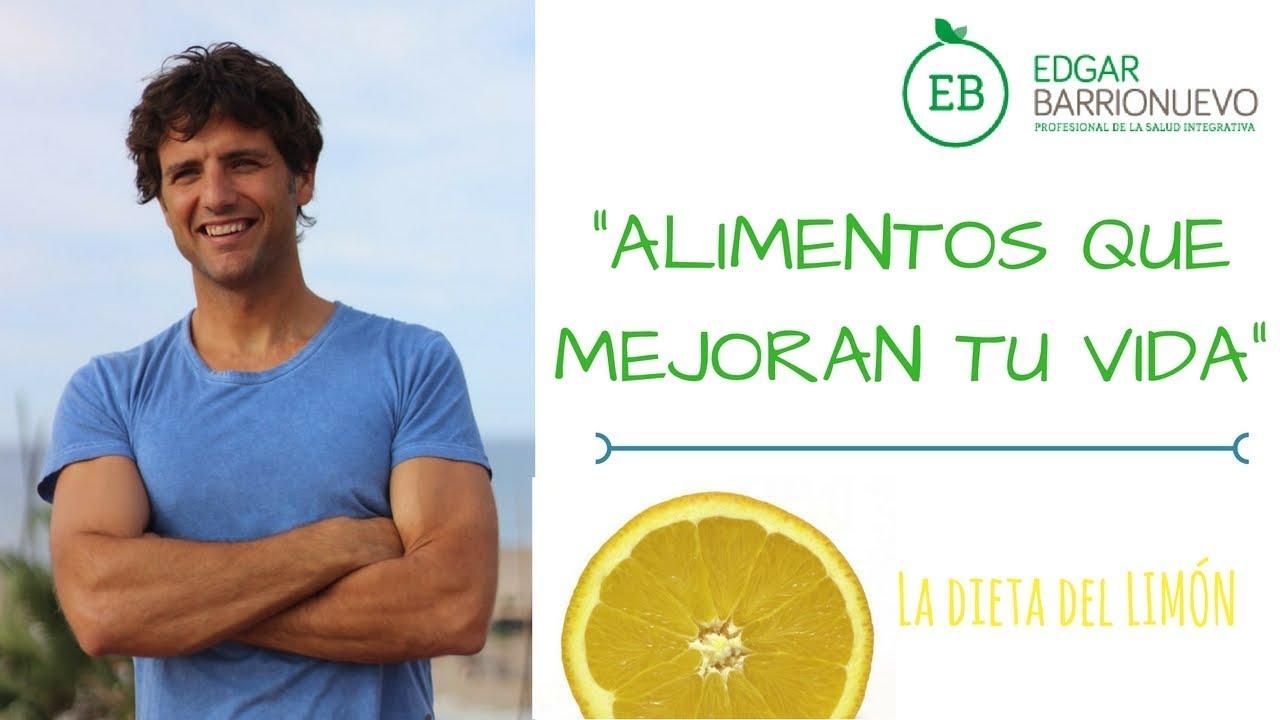 Dieta del limon para bajar 7 kilos en 5 dias