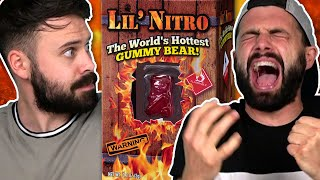 Download Irish People Try The World's Hottest Gummy Bear (9 Million Scoville!)