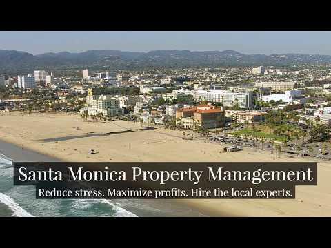 Santa Monica Property Management
