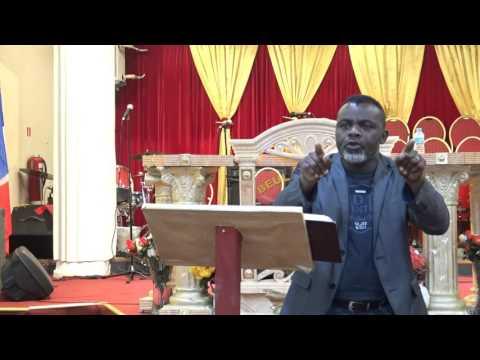 Le Chrétien et la Discipline dans l'église avec le Docteur René Nsabaka