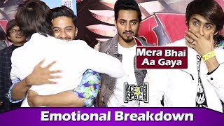 Mr.Faisu, Hasnain And Ramji Get EMOTIONAL Meeting Adnan Shaikh After Ace Of Space 2 Finale