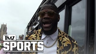 Deontay Wilder to Eddie Lacy: Haters Calling You Fat? BEAT THEY ASSES! | TMZ Sports