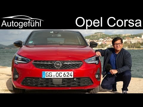 all-new Opel Corsa GS-Line FULL REVIEW driving Vauxhall Corsa - Autogefühl