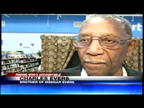 Charles Evers Speaks About