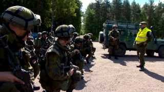 Conscript - Finnish Defence Forces (English subtitles)