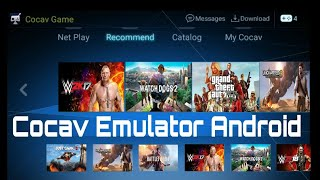 COCAV EMULATOR FOR ANDROID 2018 || DOWNLOAD NOW || NEW EMULATOR OF 2018 ||