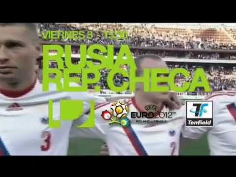 Eurocopa: Rusia Vs. República Checa