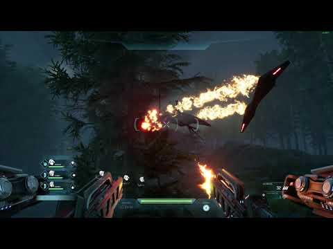 Disintegration gameplay |