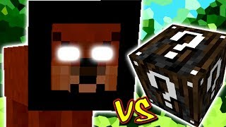 SCAR VS. LUCKY BLOCK ESPECIAL (MINECRAFT LUCKY BLOCK CHALLENGE)