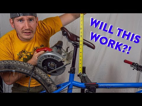 Bike Hack: How to adjust the travel on your dropper post