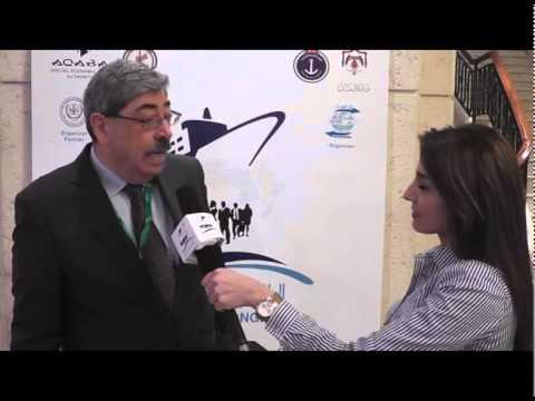 Ghassan Ganem - Arab Maritime Congress – Amman 2015