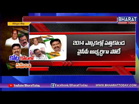 Political Heat In Kurnool Dist | Special Story | Kotla Family | BharatToday