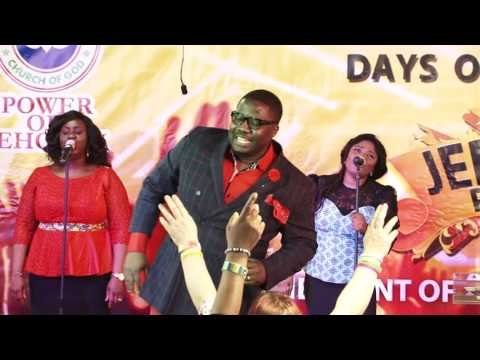 Dr. Evang. Bola Are & Seun Are - Jericho Praise 2016 Day 5