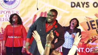 Dr Evang Bola Are amp Seun Are - Jericho Praise 2016 Day 5