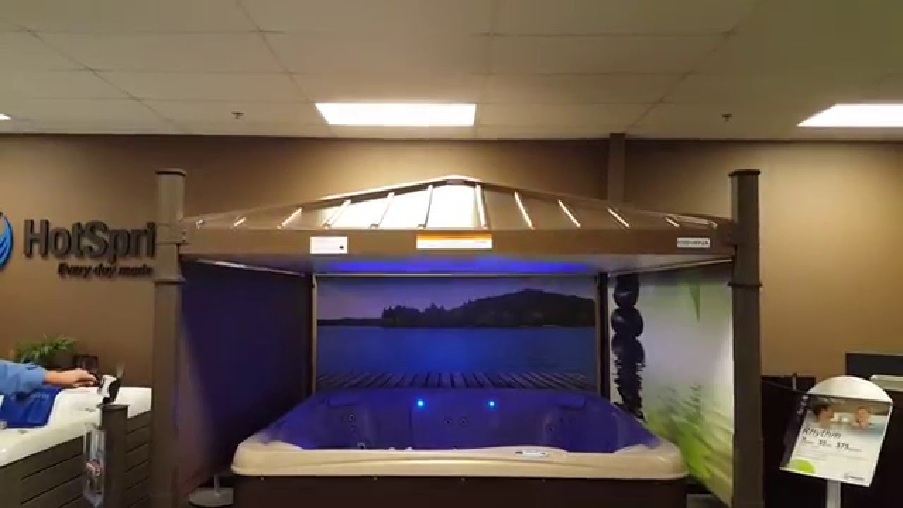 Covana Your Automated Spa Cover And Gazebo All In One