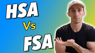 HSA Vs FSA: Best Account To SAVE MONEY On Medical Expenses