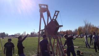 Murlin Trebuchet - Long Shot - Byu Asme