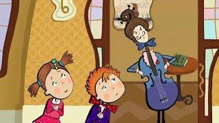 Видеть музыку (3 серия) | Развивающий мультфильм для детей
