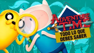 Revive LO MEJOR de HORA DE AVENTURA (Cartoon Network) | #QuédateEnCasa | Átomo Network