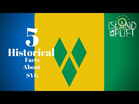 5 Interesting Historical Facts About St.Vincent and the Grenadines