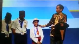 WAWANCARA LUCU JOKOWI -  NGOMONG JOROK