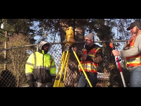 Land Surveying Technician at Renton Technical College