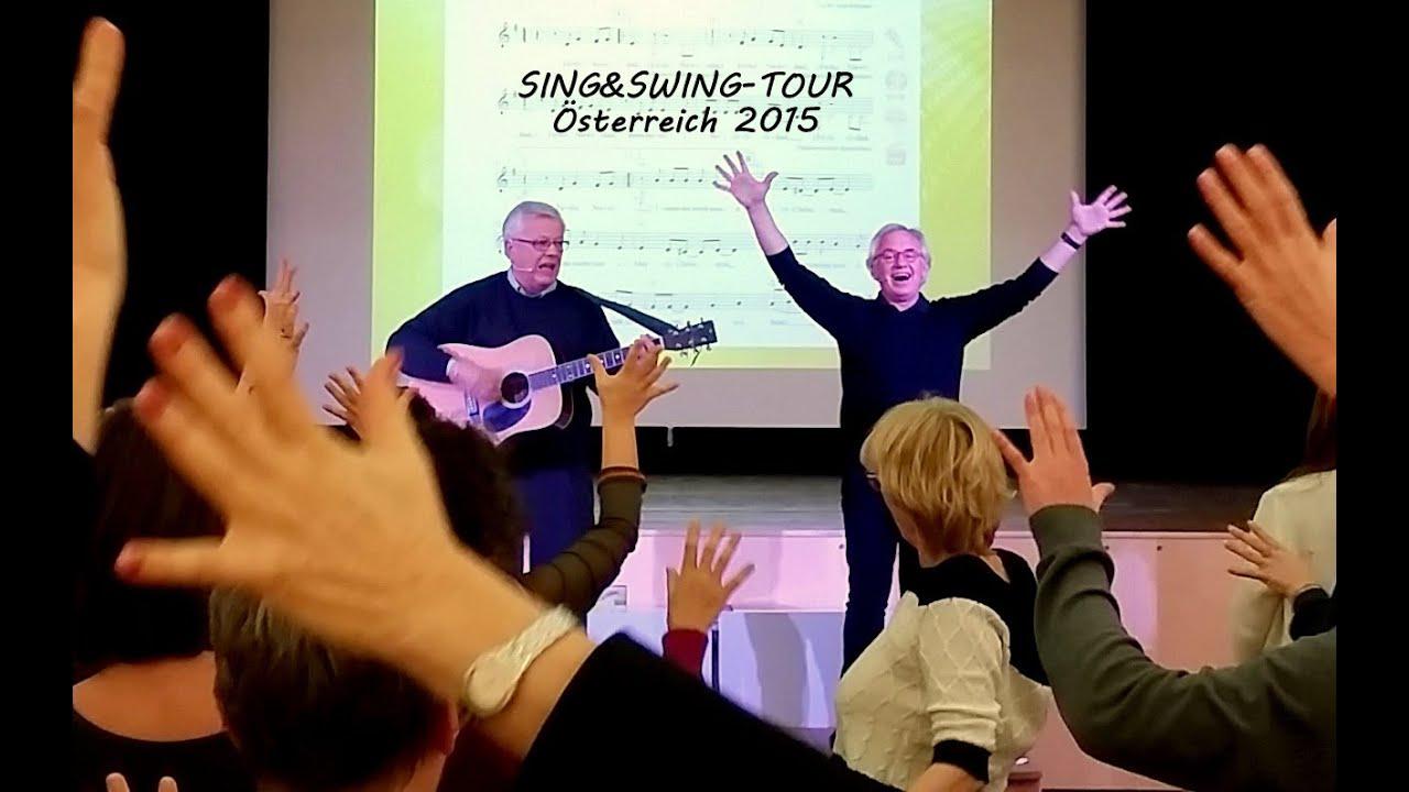 Weihnachtskekse Swing.Lorenz Maierhofer Sing Swing Neu Präsentation österreich 2015