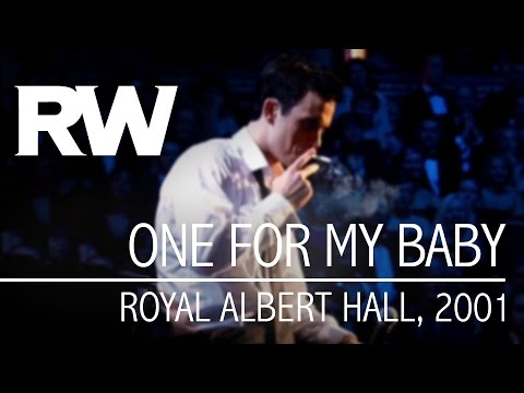 Robbie Williams | One for My Baby | Live At The Albert 2001