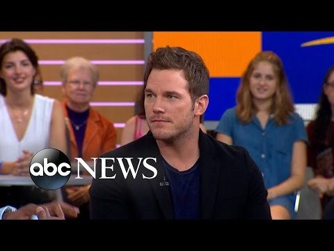 The Magnificent Seven | Chris Pratt Interview on GMA