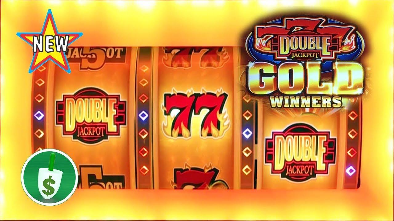 Golden Slot Machine