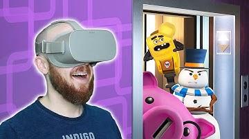 Oculus Go Reality