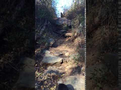 Greenbelt hiking