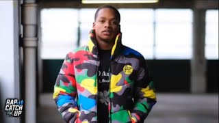 """147 Calboy """"Creeping"""" Feat. Gherbo (Official Audio)"""