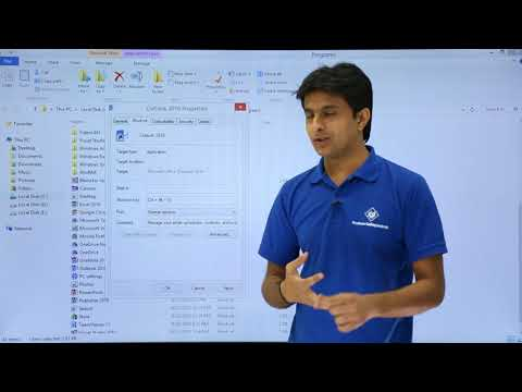 Ms Outlook - Create Outlook Shortcut Key