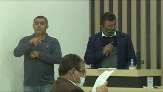 138º Sessão ordinária da Décima Sétima Legislatura - ITANHAÉM