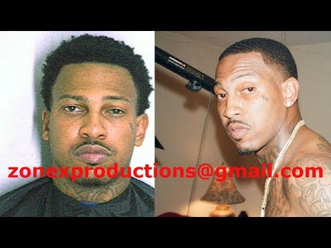 Atlanta Rapper Trouble Indicted on drug trafficking,guns &gang activity facing 20 to life prison!