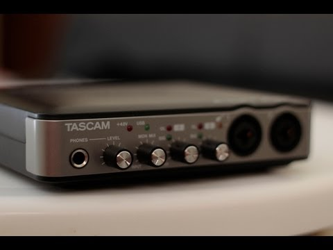 TASCAM US 200 - USB 2.0 AUDIO/MIDI INTERFACE - INTERFACE DE AUDIO-MIDI USB 2.0