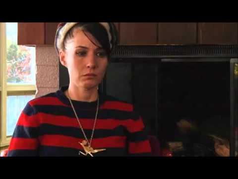 Kathleen Hanna is    The Punk Singer, a documentary 5