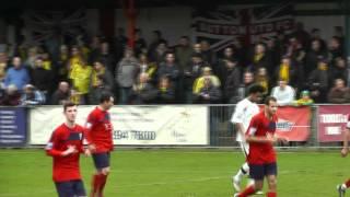 Exclusive Highlights - Hampton & Richmond Borough 0-0 Sutton United