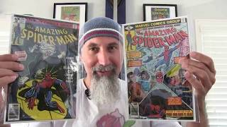 Let's Put Up My Framed Comics: Rotating the Art -- Happy ASMR -- Comic Books, Show & Tell