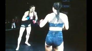 April Glisson vs. Amy Beck - [Amateur Fight] - (2019.03.09) - /r/WMMA
