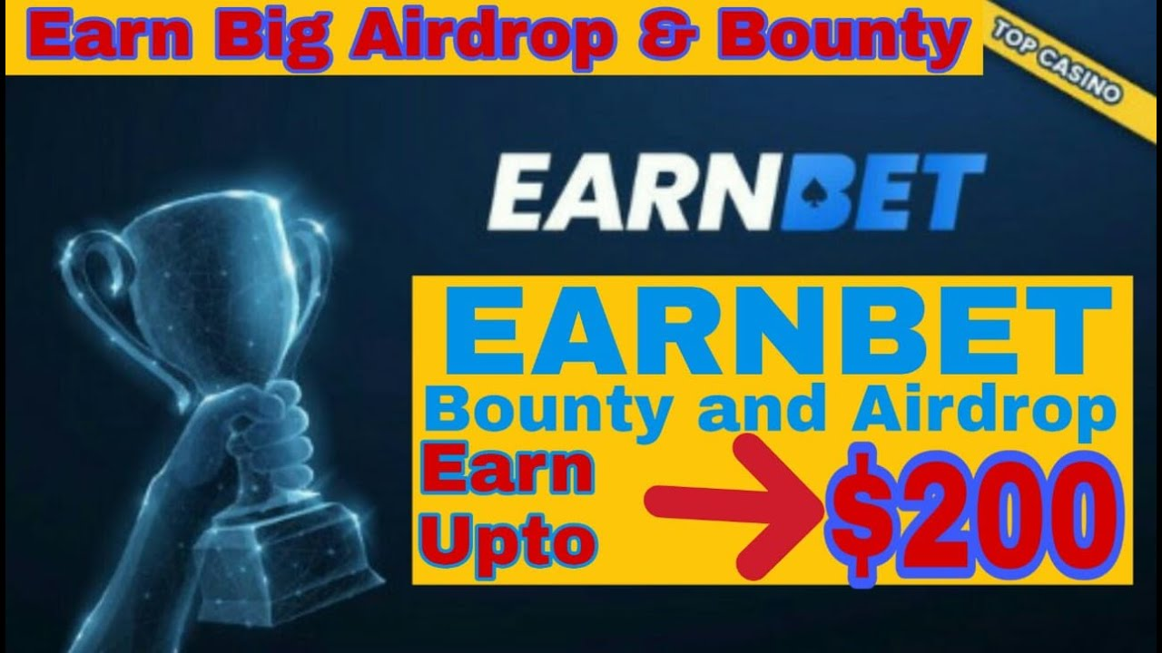 Earn up to 3 XRP + 10 BET by Airdrop And 250.000 BET tokens are to be divided by Bounty - YouTube