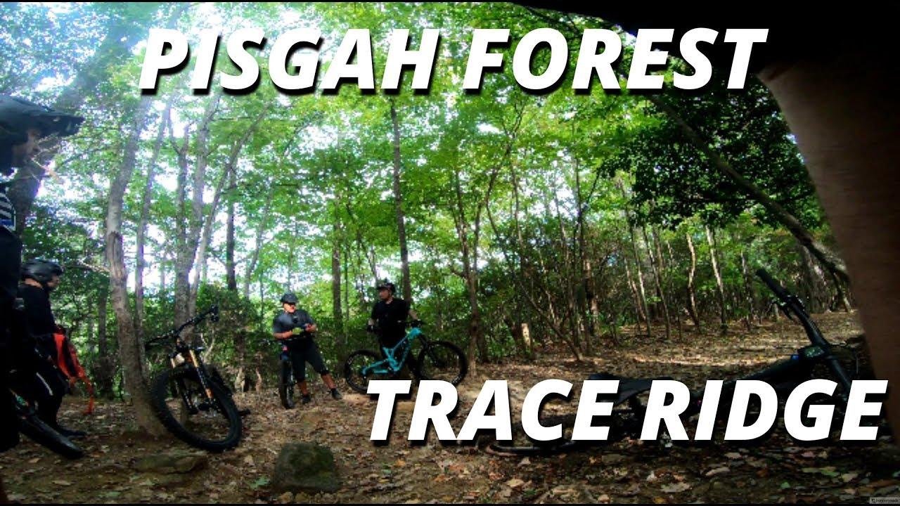 c76b8593c77 Riding Pisgah National Forest - Trace Ridge   MTB - YouTube