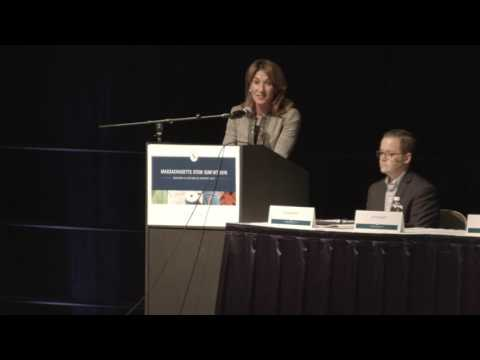 Massachusetts STEM Summit 2016 - Karyn Polito