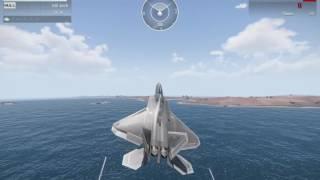 Arma 3 F-22 Raptor USAF mod