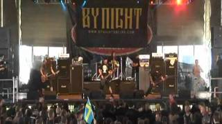 By Night - Through Ashes We Crawl (live @ With Full Force 2007)