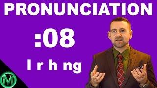 english pronunciation l r h ng