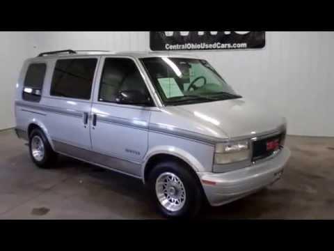 1996 GMC Safari