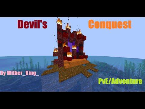 Minecraft Map: Devil's Conquest - Trailer
