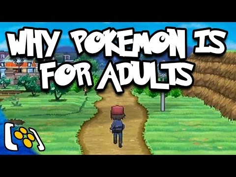 Why Pokémon: Sun And Moon Are Actually For Adults
